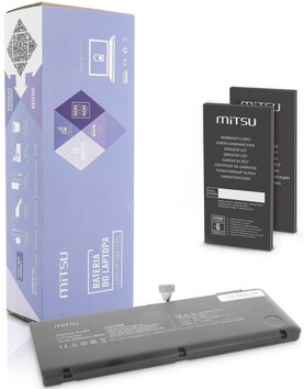 Bateria A1382 do Apple MacBook 15 MD103LL/A