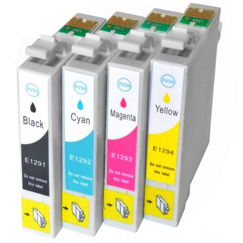 1 x Tusz do Epson T1294 YELLOW